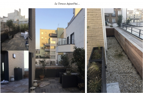 terrasse, paris, paysagiste